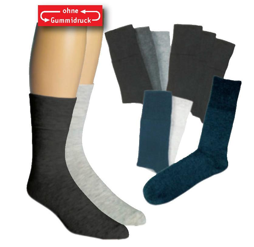 6 Paar antibakterielle Wellness-Deo-Socken
