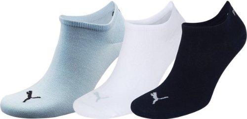 6 Paar Puma Sneakersocken Angel Falls/ Light Blue  43/46